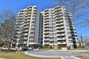 Incredible Condo Steps to Waterfront & Downtown Burlington