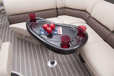 black/gray table for G3/Tracker boat for sale  Lebanon