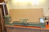 General Variable Speed Wood Lathe