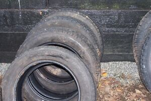 Siped Winter Tires in sets of 4
