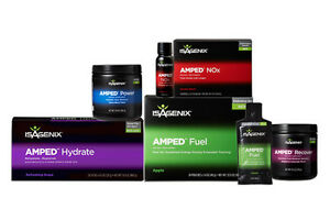 Nutritional Coach with Isagenix