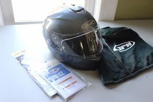 New XS Women's HJC IS17 Fullface Motorcycle Helmet