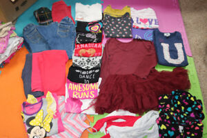 Girls Clothes Lot, size 5T, Calgary SW