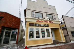 4PLEX with commercial business space- MAIN STREET SHEDIAC