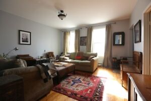Central Halifax with Commons view - Bright 2 Bedroom