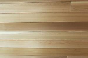 Clear Cedar Tongue & Groove Lumber