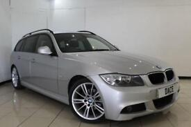 2009 09 BMW 3 SERIES 2.0 318I M SPORT TOURING 5DR 141 BHP