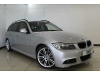 2009 09 BMW 3 SERIES 2.0 318I M SPORT TOURING 5DR 141 BHP