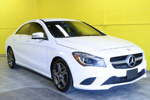 2015 Mercedes Benz CLA250 4Matic