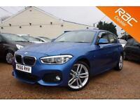 2016 66 BMW 1 SERIES 1.5 116D M SPORT 5D 114 BHP DIESEL - RAC DEALER