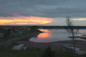 Beautiful and private cottage lots in on Northumberland Strait