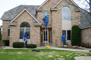 Professional Window Cleaning - Free estimate