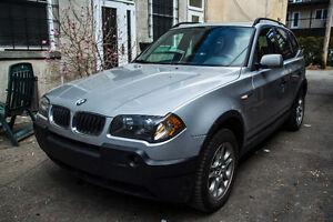 2004 BMW X3 VUS