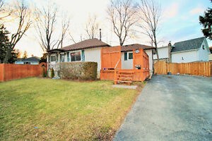 Bungalow for Lease in Pickering's West Shore neighbourhood