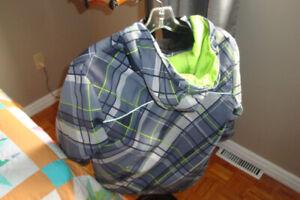 Manteau d'hiver pour garçon (taille 8 ans)