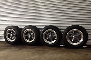 """15"""" Rims and Tires For Sale"""