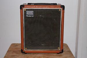 Amplificateur de guitare 40 watts - Roland Cube 40 (1980)