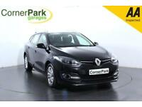 2015 RENAULT MEGANE EXPRESSION PLUS ENERGY DCI S/S ESTATE DIESEL