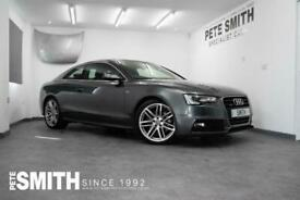 image for 2015 Audi A5 3.0 TDI QUATTRO S LINE AUTOMATIC COUPE WITH  ONLY 21000 MILES FULL