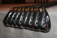 Callaway Razr X irons (3-AW) - right handed