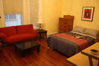 Short Term Leases on Three Bedroom Apartments Downtown
