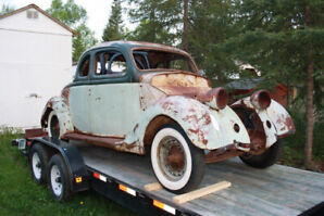1936 Ford Project Car