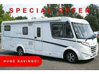 Dethleffs Advantage I7051 EB - 4 Berth A-Class Motorhome - 2.3L Manual Diesel