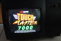 Touchmaster 7000 table top video game