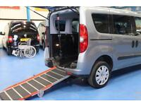 Fiat Doblo Diesel Auto Wheelchair car disabled accessible vehicle mobility van