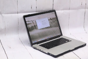 "Mid 2009 MacBook Pro 15"" / 120 GB SSD  / Brand New Battery"