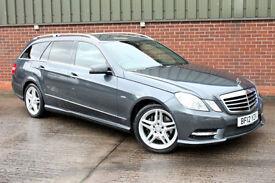 Mercedes-Benz E250 2.1TD BlueEFFICIENCY 7G-Tronic CDI Sport - 2012 12 Reg