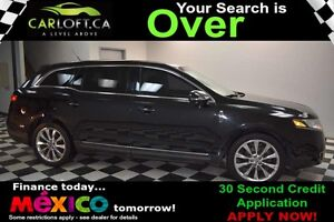 2010 Lincoln MKT AWD - KEYPAD ENTRY**PANORAMIC SUNROOF**LEATHER