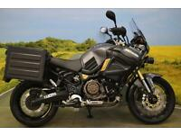 Yamaha XT1200Z Super Tenere 2014** ABS, TRACTION CONTROL, MODES, HAND GUARDS**