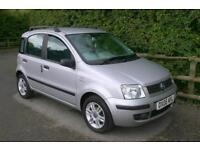 FIAT PANDA ELEGANZA 2006 Petrol Manual in Grey