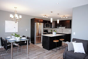 RENT a new townhome in Lacombe then OWN it!