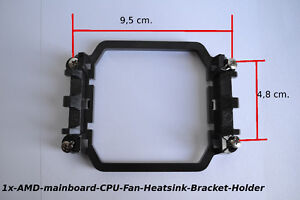 AMD mainboard CPU Fan Heatsink Bracket Holder (Fan Bracket base)