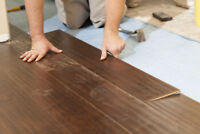 Laminate floor installation *BEST PRICES*
