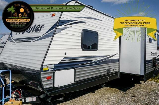 2020 Heartland Prowler 290BH | Travel Trailers & Campers ...