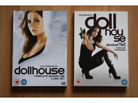 Dollhouse Season 1 & 2 on DVD, condition like new (only watched once), £12