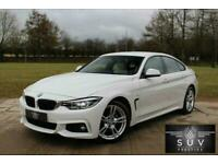 2020 20 BMW 4 SERIES 2.0 420I M SPORT GRAN COUPE 4D 181 BHP