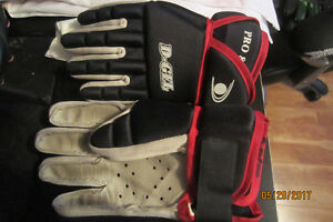 Gants hockey boule