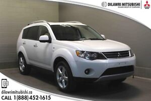 2008 Mitsubishi Outlander XLS 4WD Sportronic at