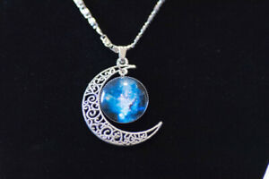 NEW Moon Necklaces in Different Colours