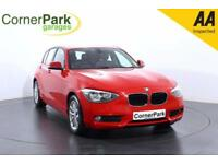 2014 BMW 1 SERIES 116D EFFICIENTDYNAMICS BUSINESS HATCHBACK DIESEL