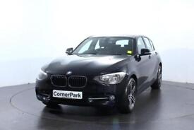 2014 BMW 1 SERIES 116I SPORT HATCHBACK PETROL