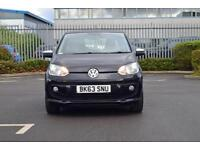 2013 VOLKSWAGEN UP Volkswagen Up 1.0 Rock Up 3dr [Portable Navigation]