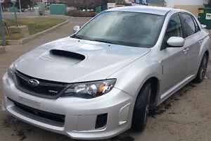 WINTER KILLING 2011 Subaru Impreza WRX w/Limited Pkg Sedan & 3M!