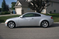 2006 Infiniti G35 Coupe - Low KMs