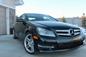 Immaculate 2013 Mercedes C350 Coupe