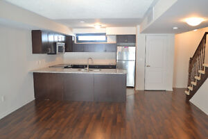 Brand New 2 Bedroom Town house at Kipling and Eglington